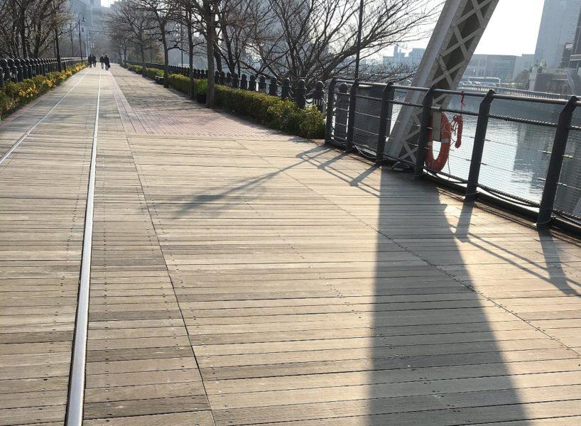 桜木町 汽車道