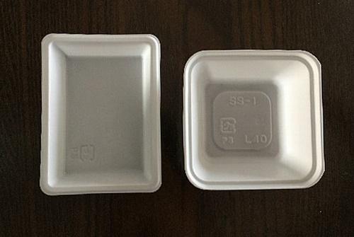 バーガーキングのケチャップ容器とナゲットソース容器