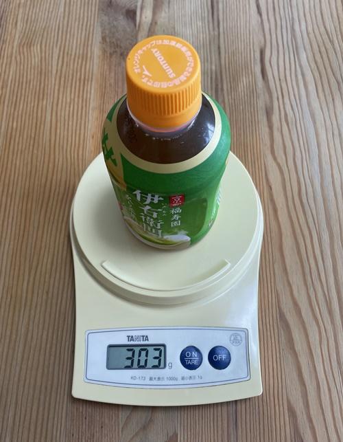 280mlのペットボトルのお茶